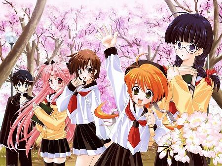 GIRLSブラボー first season | アニメ大好きっ娘のブログ♪ - 楽天ブログ
