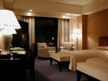 ホテルグランヴィア京都、お部屋