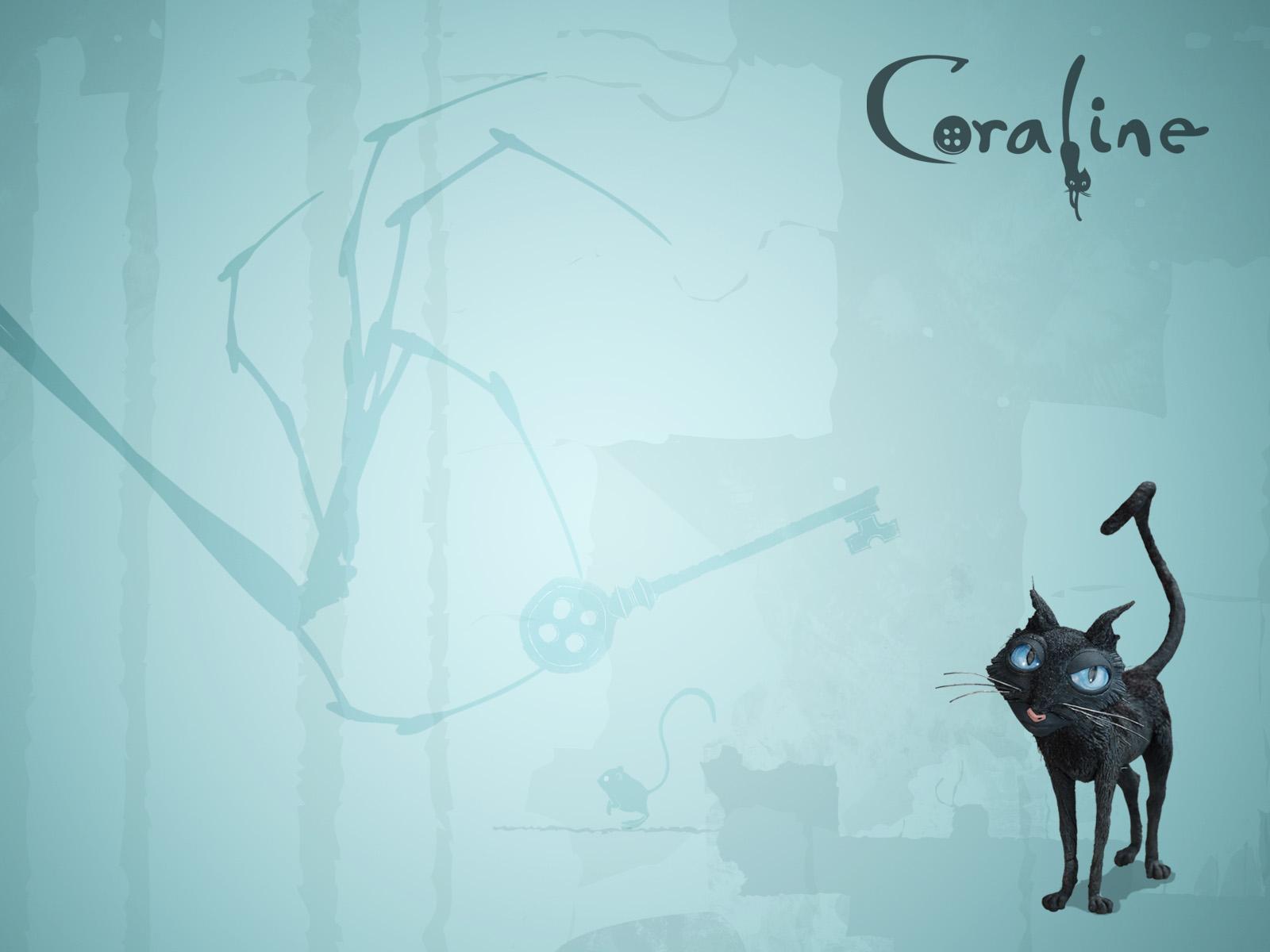 コララインの黒猫
