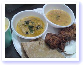 1月インド料理