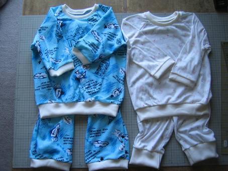 孫用パジャマ