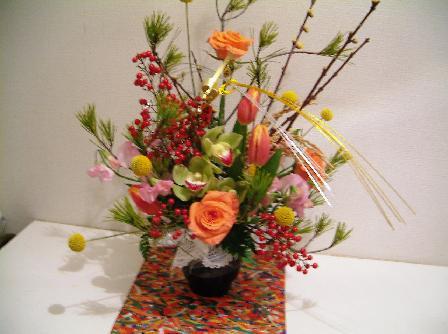 2008お正月の花.JPG