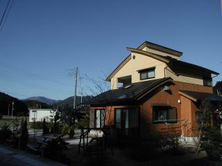 丹波田園スタイルの家