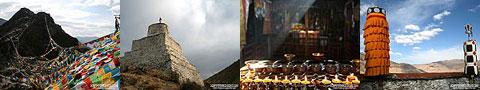 チベット写真