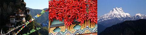 ブータン写真