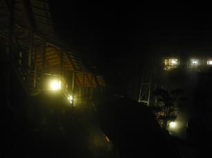伊古奈 夜の回廊
