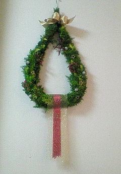 2009年クリスマスリース