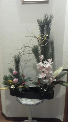 2011 お正月アレンジ