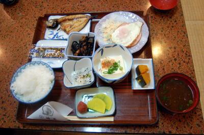 パールグルメイン竹正の朝食