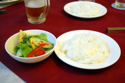 あらふねリゾートの夕食4