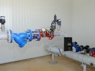 給水システムの装置