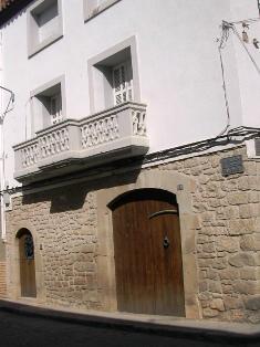アモロス家の外観