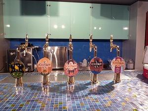 色んなビールがお楽しみ頂けます!!