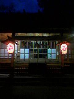 伊香保 石段 神社