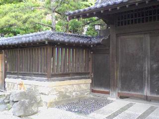 鎌倉の民家