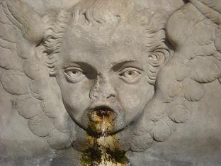 フィレンツェの水天使