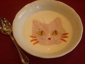 猫ヨーグルト