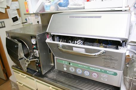 オートクレーブ&食洗器