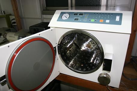 ガス滅菌器2