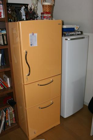 冷蔵庫と冷凍庫