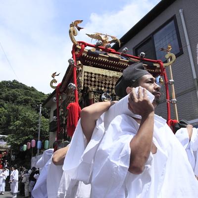 220710八雲神社のお渡り