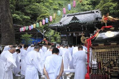 平成22年7月 八雲神社(神輿)