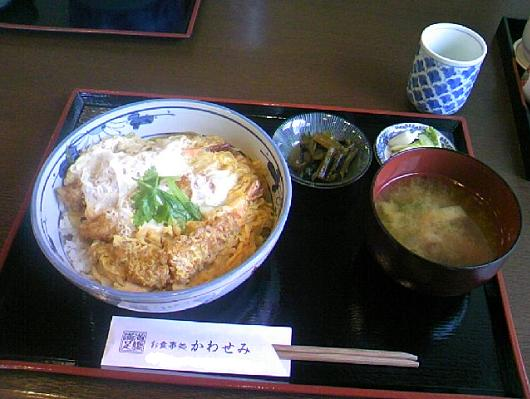 エビフライ丼 4,25