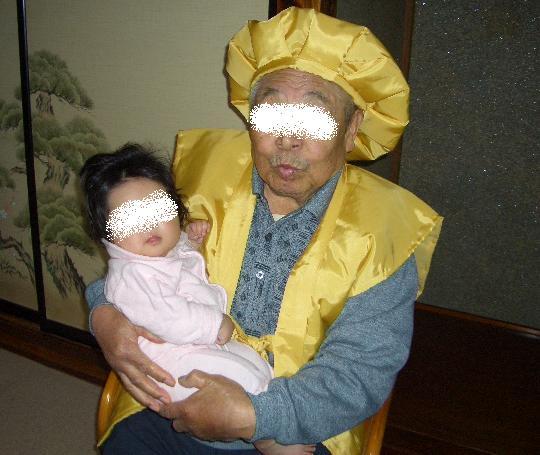 米寿のお祝い 4,16