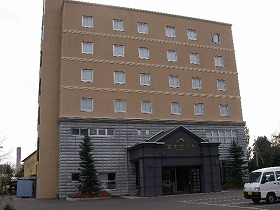 十勝川温泉郷 富士ホテル 外観