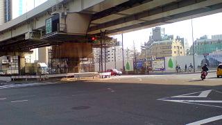 渋谷南平台