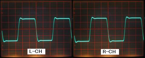 6L6GC 10KH矩形波