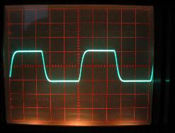 PCL86_10KHz矩形波