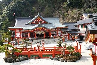 太鼓谷稲荷神社(つわの)