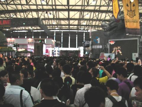 ChinaJoy観衆