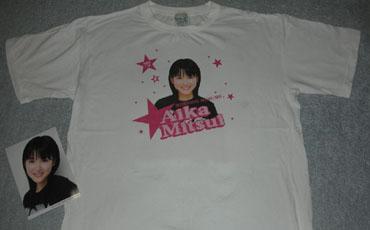 光井Tシャツ