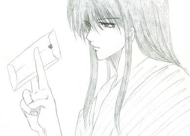 桂さんの髪の毛の長さが描くたびに違うのは、何かの呪いですか?(←待て)