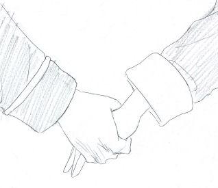 手の大きさの違いは捏造です。むしろ願望です(笑)