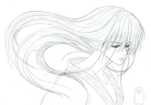 狂乱の貴公子っていうか、むしろ、狂乱の髪の毛(笑)←笑いごとじゃないっつの