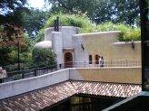 三鷹の森ジブリ美術館の屋上庭園