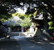 最御崎寺本堂と鐘楼