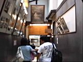 道後温泉本館1階通路