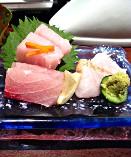 松江12 地魚造り三種盛(かじき・のどぐろ・白バイ).jpg