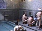 道後温泉本館浴室内