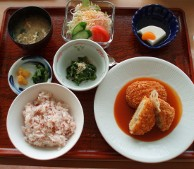 佐賀牛コロッケ定食