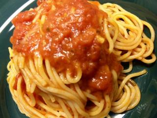 月のさかな バジル風味のトマトソースの4食セット
