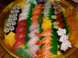 魚がし鮨 港湾