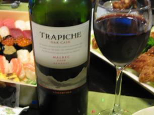 トラピチェ アルゼンチンワイン