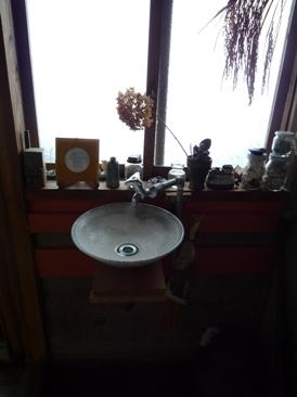 ナカヒラさん。おうち洗面所