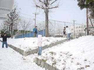 雪合戦 2