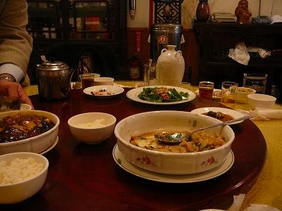 台湾風団子、角煮